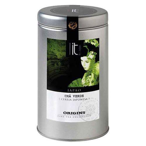 Quinta de jugais Zielona herbata z japońską czereśnią 100g