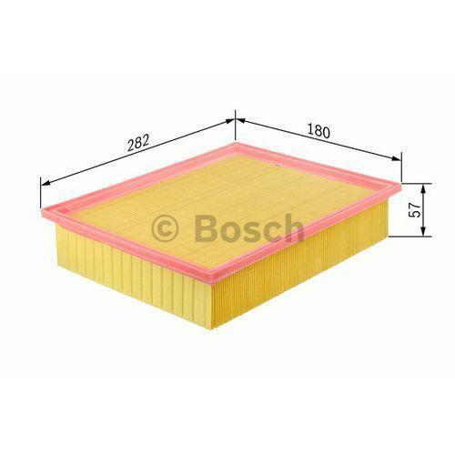 FILTR POWIETRZA BOSCH F026400033 NISSAN NAVARA/PATHFINDER 2,5DCI/3,0DCI 08-