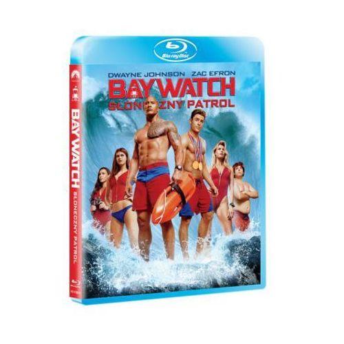 Baywatch: Słoneczny Patrol (Blu-ray) - Seth Gordon (5903570072963)
