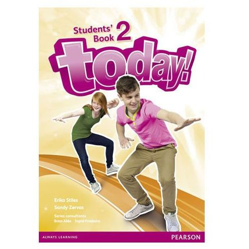 Today! 2 Students Book Standalone (2015)