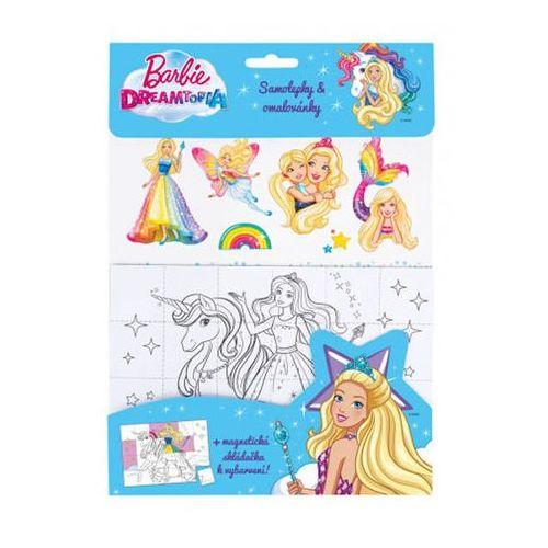 Barbie Dreamtopia set - modrá, magnetky neuveden