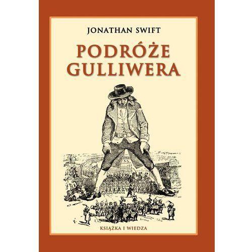 Podróże Gulliwera Swift Jonathan (488 str.)