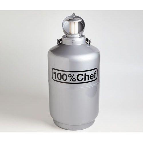 100%chef Pojemnik na ciekły azot 10 l | , c1-1206