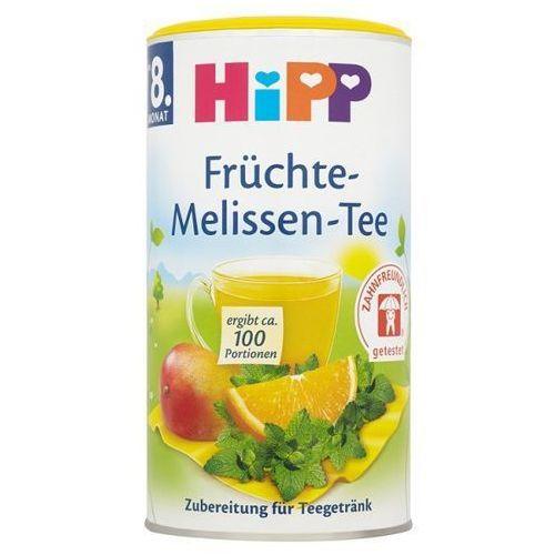 Hipp gmbh Hipp herbatka owoce-melisa 200g