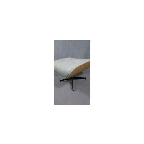 Podnóżek vip biały/natural/black base ou tlet marki D2.design