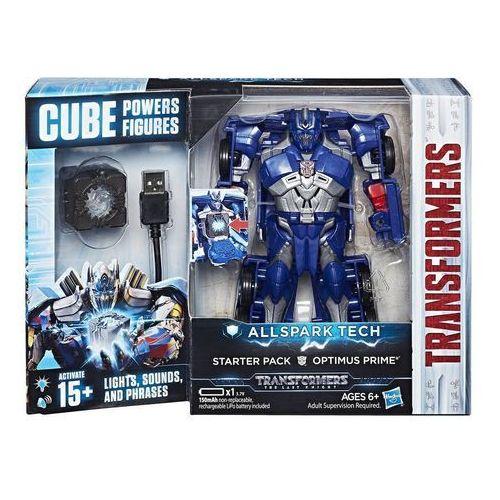 Hasbro Transformers mv5 all starter pack jupiter, optimus prime