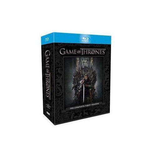 Hbo Gra o tron. sezon 1 (5 blu-ray) (płyta bluray)