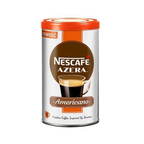 NESCAFE 100g Azera Americano Kawa rozpuszczalna i drobno zmielone ziarna