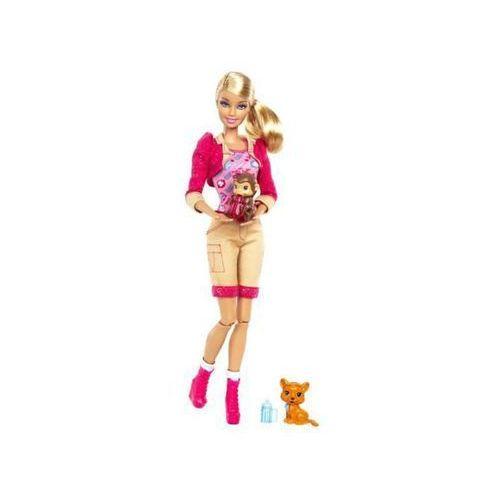 Mattel Lalka Barbie Bądź kim chcesz R4226, opiekunka zwierząt - sprawdź w Mall.pl