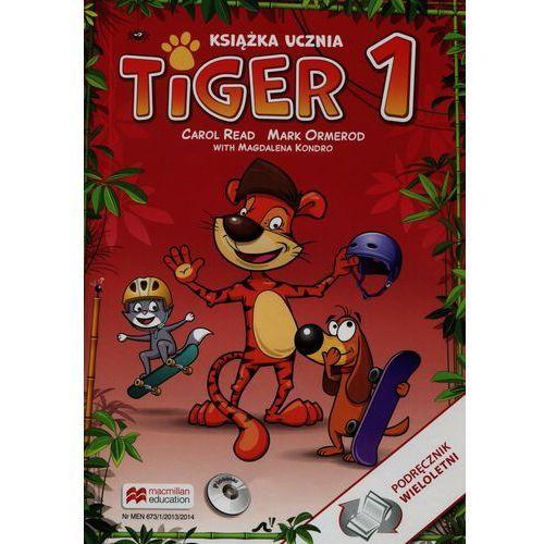 Tiger 1. Podręcznik Wieloletni (92 str.)