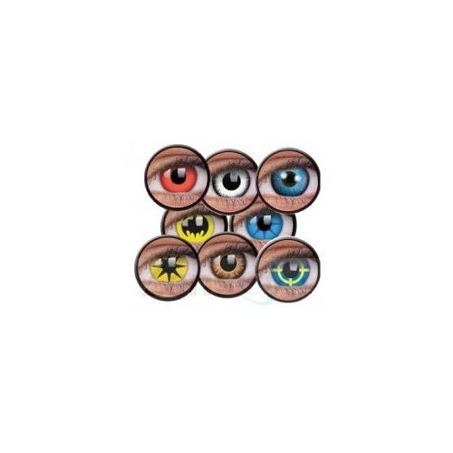 Crazy Wild Eyes - 75 wzorów, 134