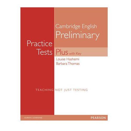 PET Practice Tests Plus. Podręcznik z Kluczem (2003)