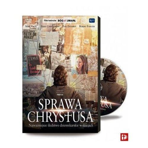 Sprawa chrystusa - film dvd marki Praca zbiorowa