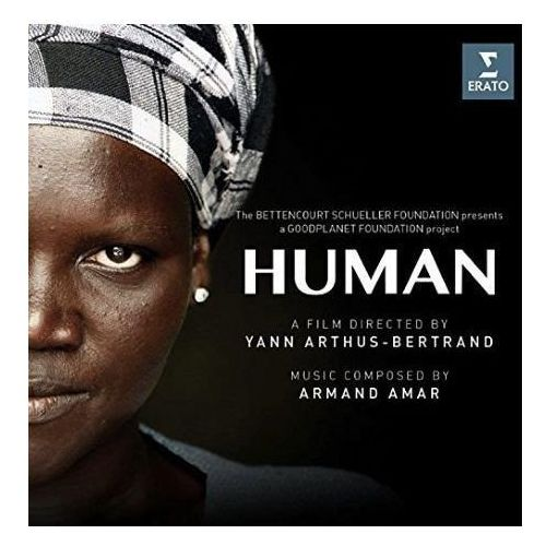 HUMAN (OST) - Armand Amar (Płyta CD)