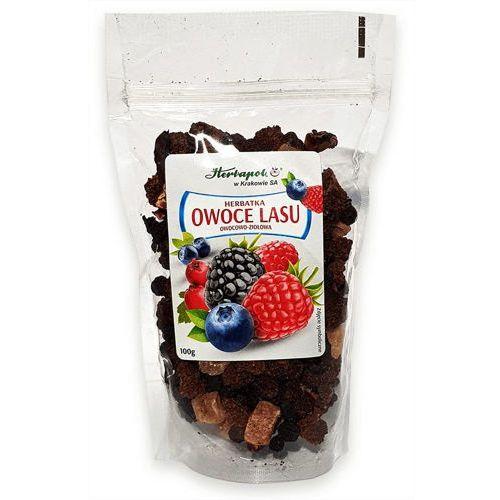 Owoce lasu herbatka owocowo-ziołowa 100g marki Herbapol kraków