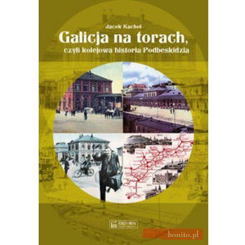 Galicja na torach (9788377291795)