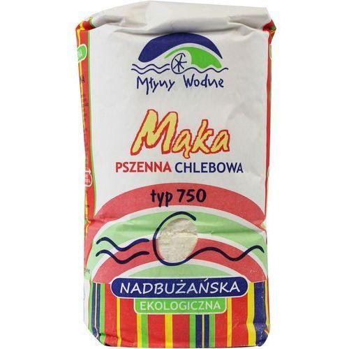 Eko Mega: mąka pszenna chlebowa typ 750 BIO - 1 kg (5907690790042)