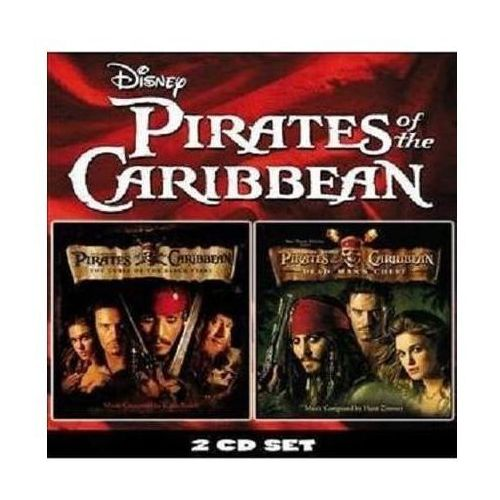 Universal music Pirates of the caribbean curse of the black pearl - różni wykonawcy (płyta cd)