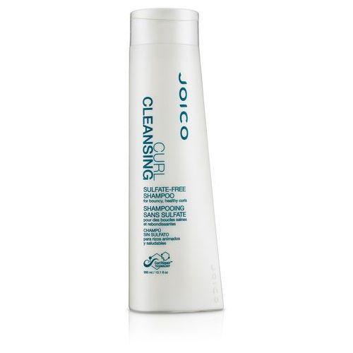curl cleansing | szampon bez siarczanów do włosów kręconych 300ml marki Joico