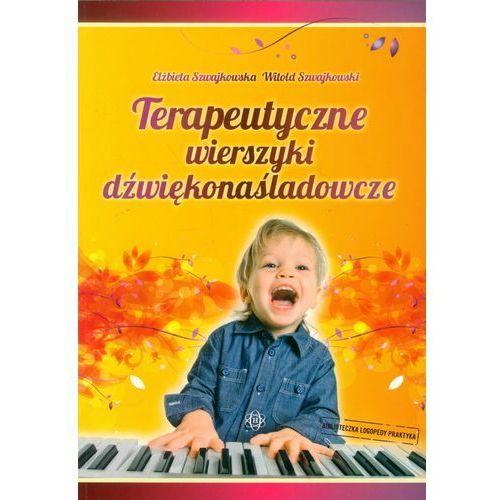 Terapeutyczne wierszyki dźwiękonaśladowcze, oprawa broszurowa
