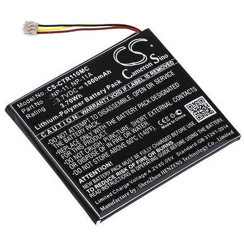 Cameron sino Casio tr mini / lis1639cspc 1000mah 3.70wh li-polymer 3.7v () (4894128142416)