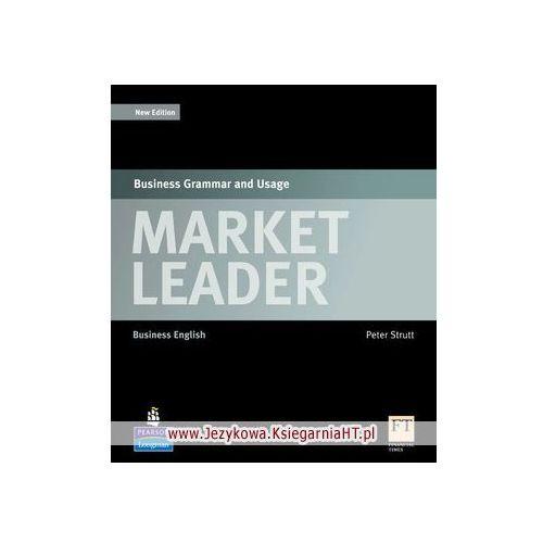 Market Leader Specialist Titles, Business Grammar and Usage, Peter Strutt