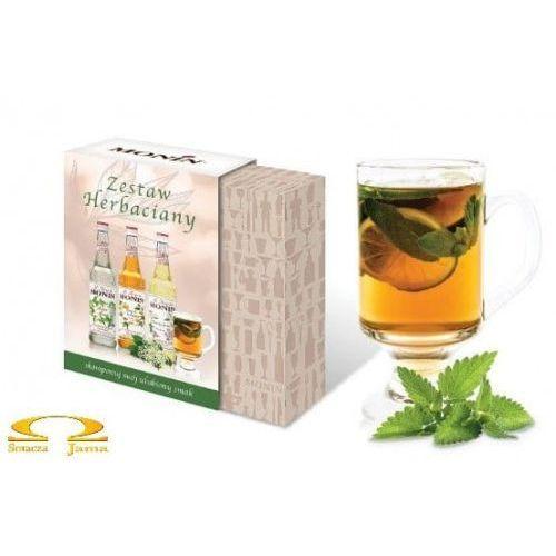Zestaw syropów herbaciany 3x50ml marki Monin