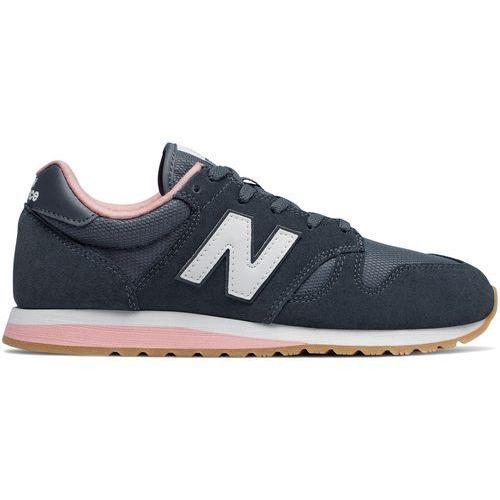 Buty Sneakersy New Balance WL520CH, kolor różowy