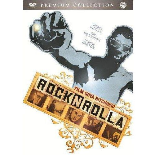 Rockandrolla premium collection (dvd) marki Galapagos films / warner bros. home video