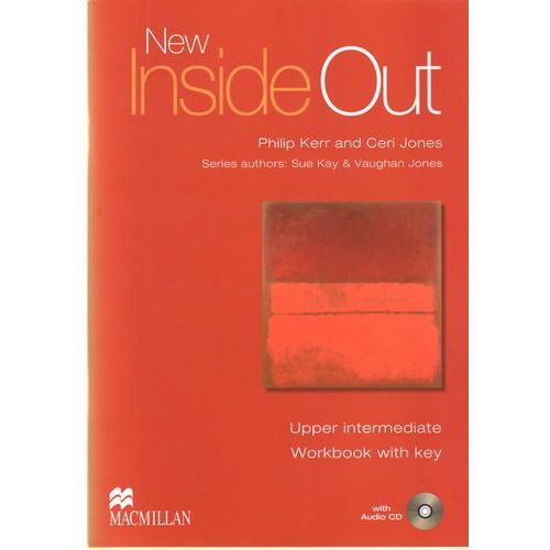 New Inside Out Upper Intermediate Ćwiczenia + CD (z Kluczem) (96 str.)