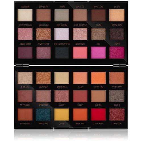 Makeup Revolution London by Petra ♥ cienie do powiek 28,8 g dla kobiet (5057566040310)