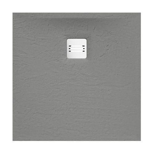 Sensea Brodzik do kabiny prysznicowej płaski remix 90 x 90 cm (3276000464372)