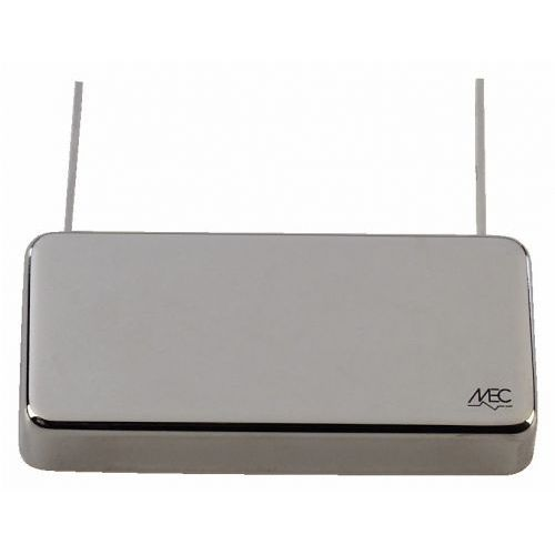 MEC Magnetic Active Jazz Guitar Floating Pickup - chromowany przetwornik gitarowy