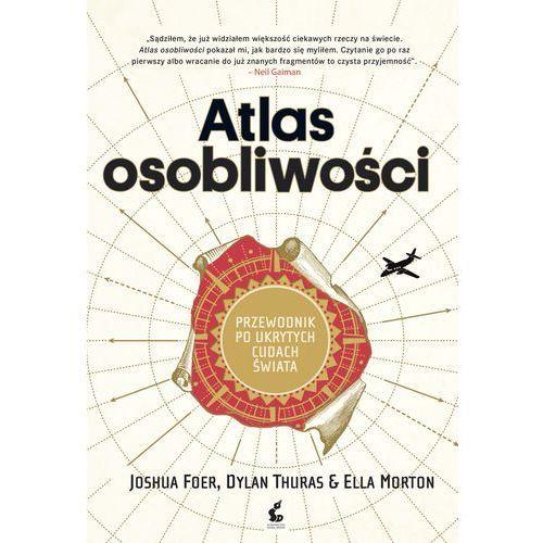 Atlas osobliwości. Darmowy odbiór w niemal 100 księgarniach!