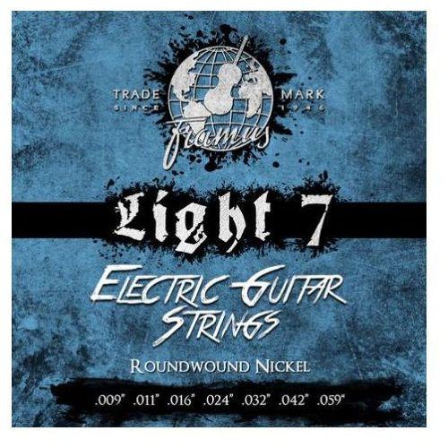 Framus 45200 l 7 struny do gitary elektrycznej 09-59