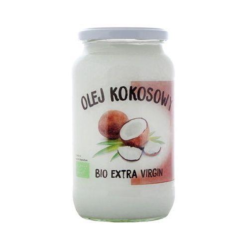 BD BIO 1l Olej kokosowy nierafinowany Extra Virgin Bio
