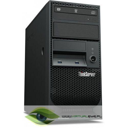 Lenovo thinkserver ts150 e3-1225v6 8gb 2x1tb 3yr 70ub001nea (0191376499076)
