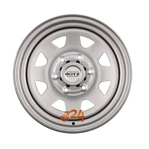 Felga aluminiowa Dotz DAKAR - Ohne Zubehör 16 7 5x130 - Kup dziś, zapłać za 30 dni