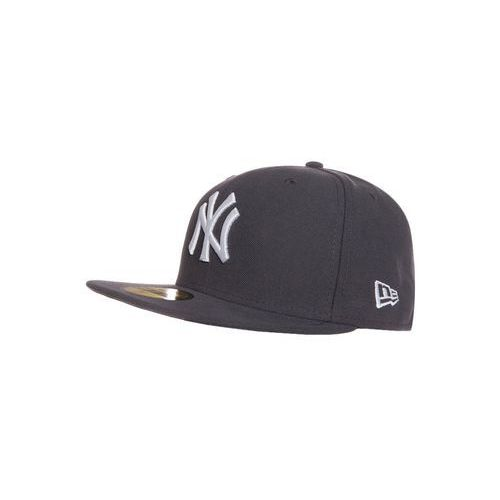 New Era 59FIFTY NEW YORK YANKEES Czapka z daszkiem mlb basic neyyan graphite/white - oferta [0525217e87b134e4]