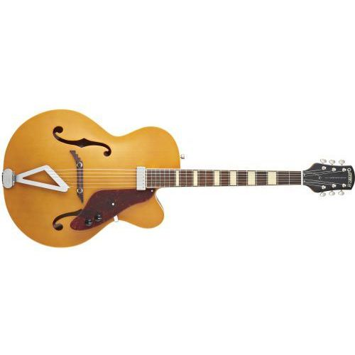 Gretsch G100CE Synchromatic Archtop Cutaway Electric, Rosewood Fingerboard, Flat Natural gitara elektryczna