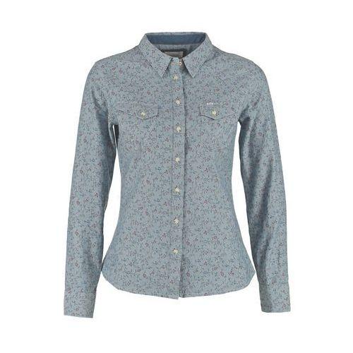 Wrangler Koszula blue - oferta [05e96f24e5f55591]