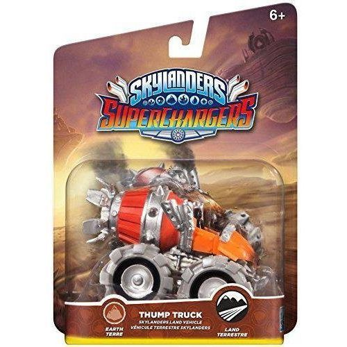 Skylanders SuperChargers - Thump Truck