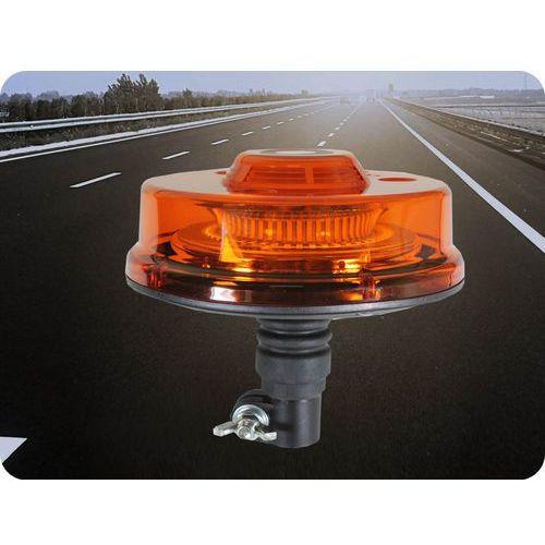 Truckled Led lampa ostrzegawcza ufo ii, 24w, 12-24v + bezpłatna natychmiastowa gwarancja wymiany!