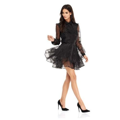 Sukienka amelie w kolorze czarnym, Sugarfree