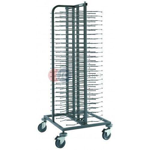Wózek transportowy jodełkowy do talerzy CPP-100, CPP-100