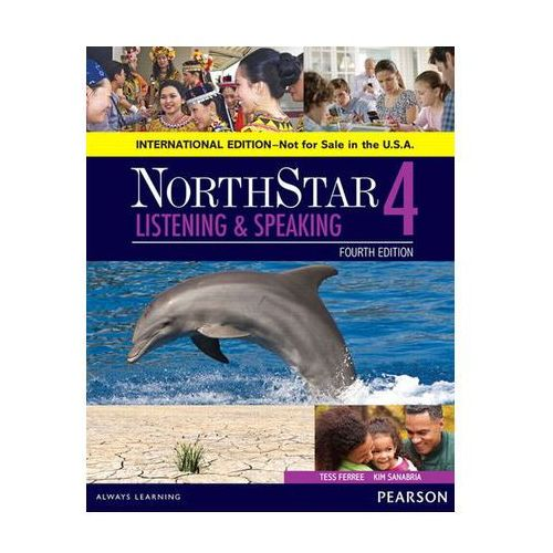 NorthStar Listening and Speaking 4 SB, International Edition (9780134049823)