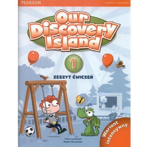 Our Discovery Island 1 Zeszyt Ćwiczeń Z Płytą Cd Wariant Intensywny (72 str.)