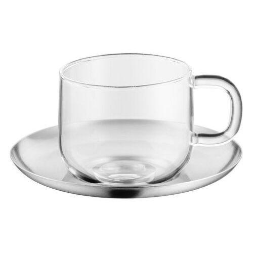 - filiżanka do herbaty sensitee z podstawką marki Wmf
