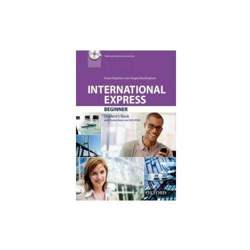 International Express: Beginner: Student's Book Pack, oprawa miękka