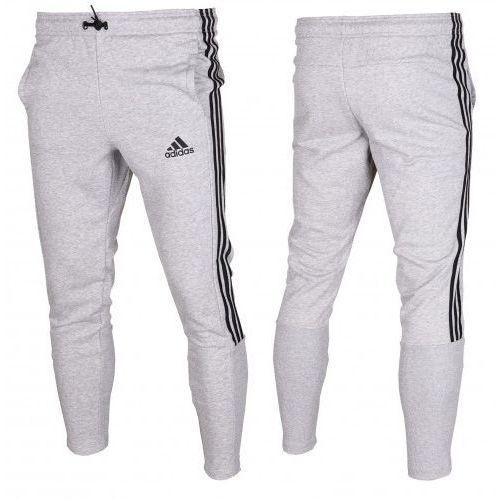 Adidas Spodnie bawełniane mh 3s tiro p ft szare dq1443- nowość! (4060515497067)